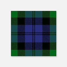 Black Watch Military Tartan Sticker