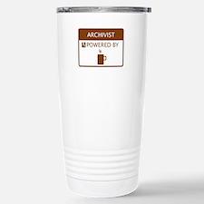 Unique Archivist Travel Mug