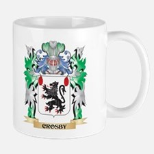 Crosby Coat of Arms - Family Crest Mugs