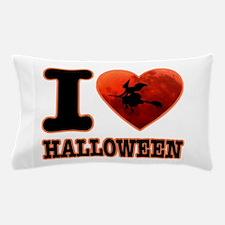 I love Halloween Pillow Case