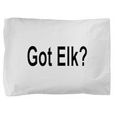 Got Elk? Pillow Sham