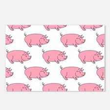 Field of Pigs Postcards (Package of 8)