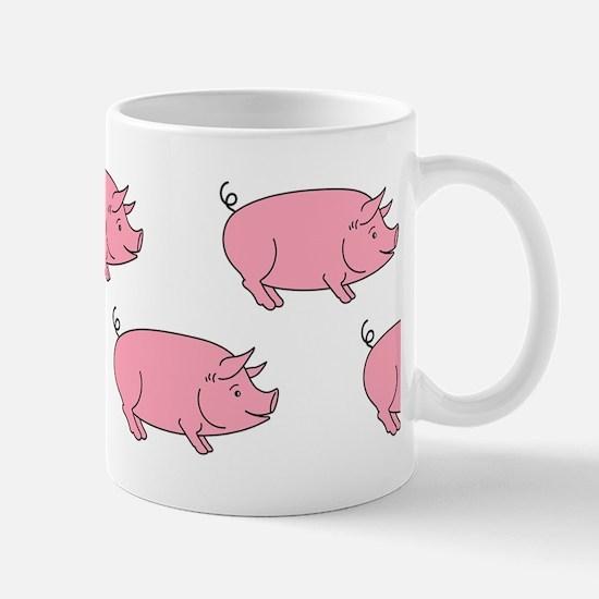 Field of Pigs Mugs
