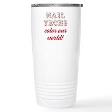 NAIL TECHS Travel Mug