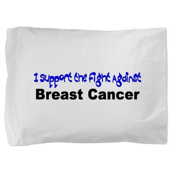 breast1.jpg Pillow Sham