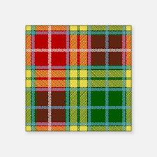 Buchanan Scottish Tartan Sticker