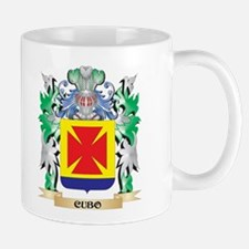 Cubo Coat of Arms - Family Crest Mugs