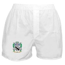 Cuff Coat of Arms - Family Crest Boxer Shorts
