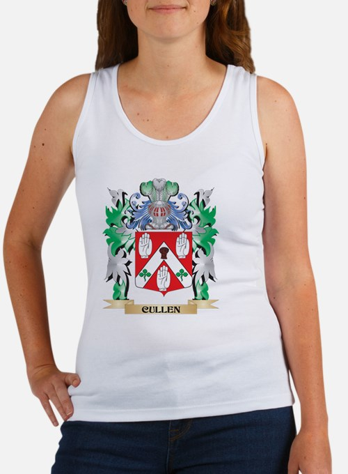 Cullen Coat of Arms - Family Crest Tank Top