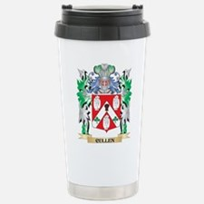 Cullen Coat of Arms - F Stainless Steel Travel Mug