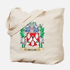 Cullen Coat of Arms - Family Crest Tote Bag