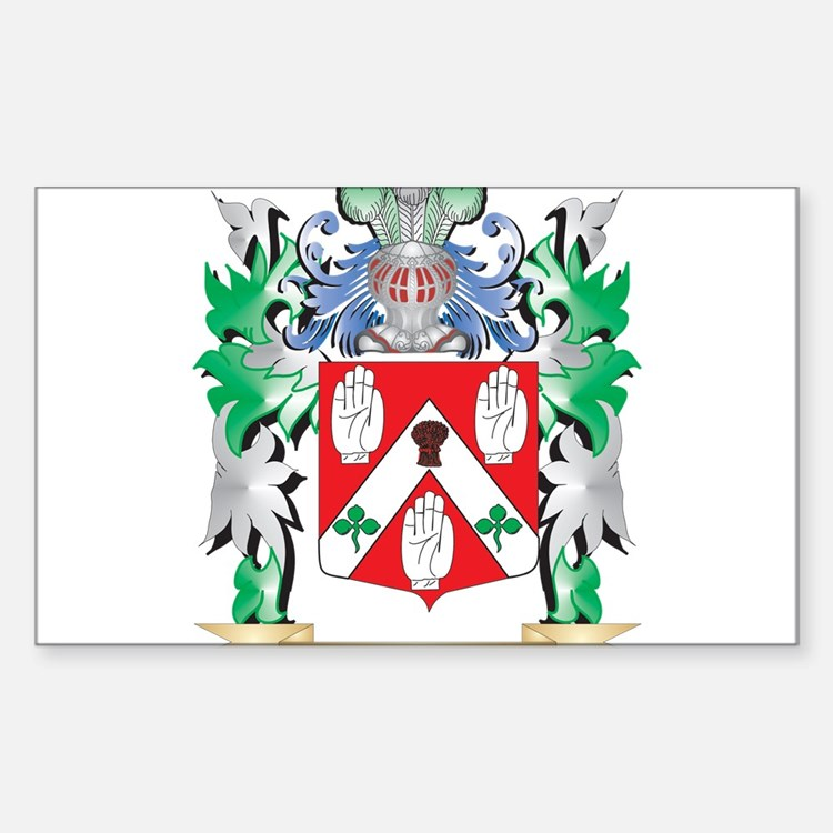 Cullen Coat of Arms - Family Crest Decal