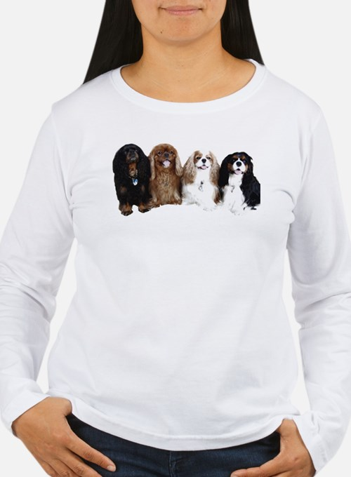 Cute King charles cavalier T-Shirt