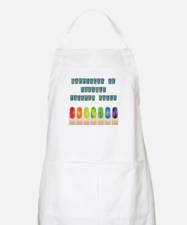 HAPPINESS IS... Apron