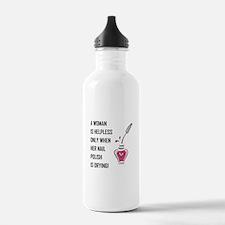 A WOMAN IS... Water Bottle