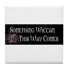 Pagan Pride Tile Coaster