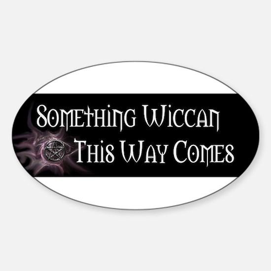 Pagan Pride Oval Bumper Stickers