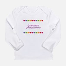 Unique Buttercup Long Sleeve Infant T-Shirt