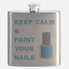 KEEP CALM... Flask