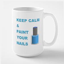 KEEP CALM... Large Mug