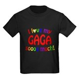Gaga Kids T-shirts (Dark)