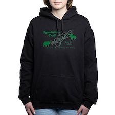 Unique Hike Women's Hooded Sweatshirt