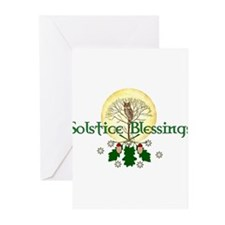 Unique Yule Greeting Cards (Pk of 10)