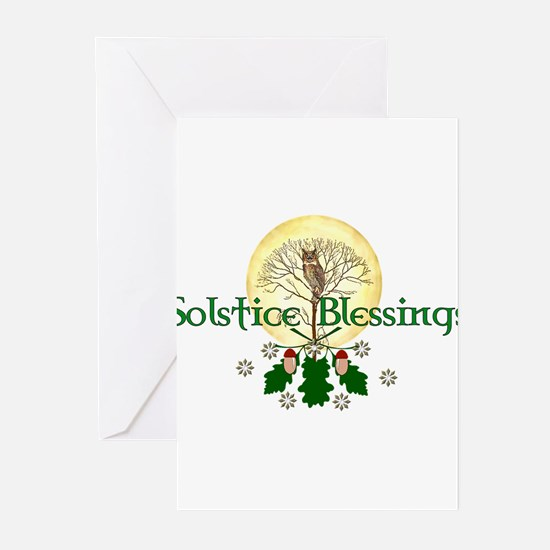 Cool Wiccan and witchcraft Greeting Cards (Pk of 10)