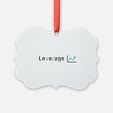 Leverage Ornament