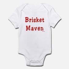 Brisket Maven Infant Bodysuit