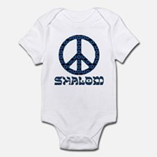 Peace Sign Infant Bodysuit
