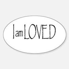 Cool Funny valentine%27s day Sticker (Oval)