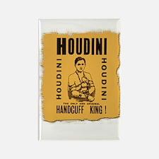 Houdini Handcuff King Rectangle Magnet