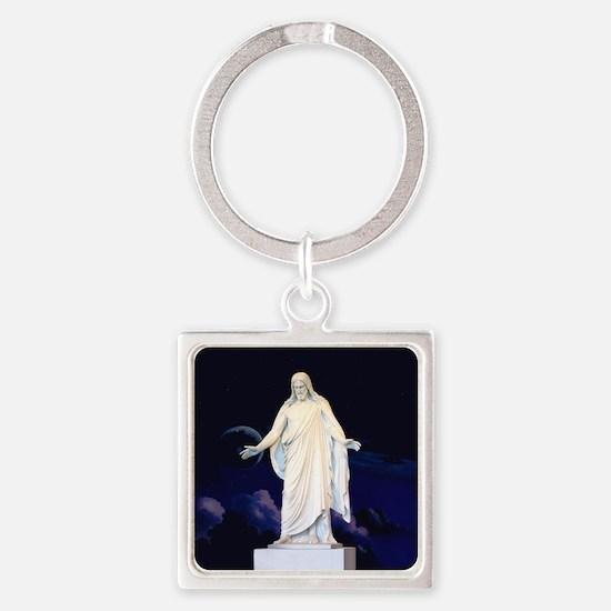 LDS Christus Keychains