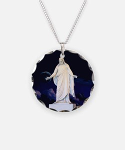 LDS Christus Necklace