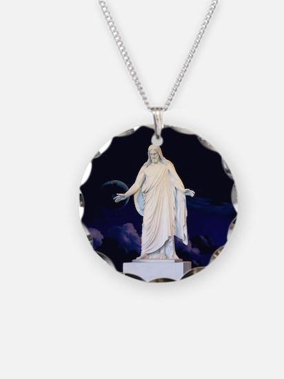 LDS Christus Necklace