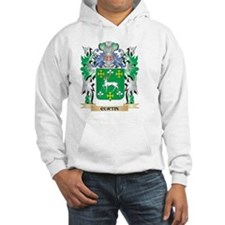 Curtin Coat of Arms - Family Cre Hoodie
