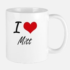 I Love Mitt Mugs