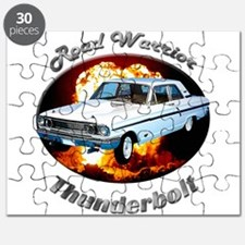 Ford Thunderbolt Puzzle
