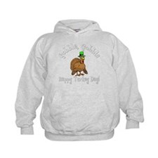 Cute Gobble gobble day Hoodie