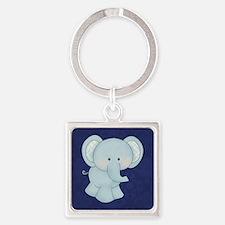 BLUE ELEPHANT Keychains