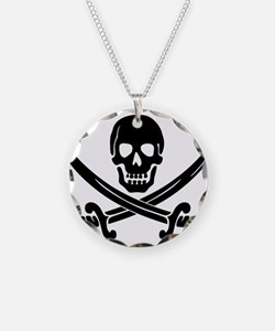 Pirate Jolly Roger Necklace