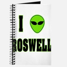 I Love Roswell Journal
