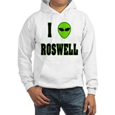 I Love Roswell Hoodie