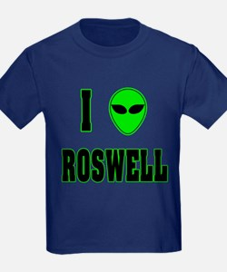 I Love Roswell T