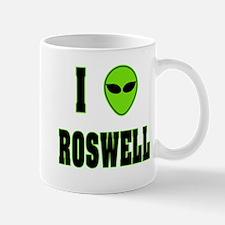 I Love Roswell Mug