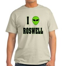 I Love Roswell T-Shirt