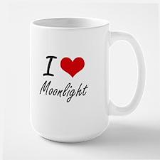I Love Moonlight Mugs