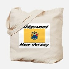 Ridgewood New Jersey Tote Bag
