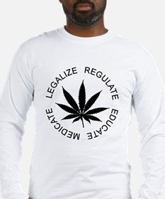 Unique Medical marijuana Long Sleeve T-Shirt